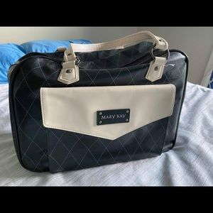 Mary Kay Tote with Organizer Insert